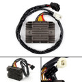 Voltage Regulator Rectifier For Kawasaki VN1500R Drifter VNT50JR (01-03) VN1500P Mean Streak VNT50P (02-03) VN1600B Mean Streak VNT60B (04-08)