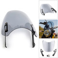 Windshield Windscreen Wind Defector protection For Ducati Scrambler 2015-2018 Gray