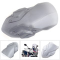 ABS Windscreen Windshield Fairing Wind Protector for Honda CRF1000L 2016-2017 Gray