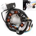 Magneto Generator Stator Coil For Honda NX125 31120-KY7-004 1988 1989 1990