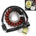 Magneto Generator Stator Coil for 1P0-H1410-00 Yamaha YFM250X Bear Tracker 250 01-04 YFM660R Raptor 660R 01-05
