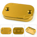 FRONT Brake Fluid Reservoir Cap For YAMAHA NVX155 AEROX155 2015-2017 Gold