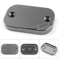 FRONT Brake Fluid Reservoir Cap For YAMAHA NVX155 AEROX155 2015-2017 Gray