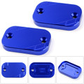 FRONT Brake Fluid Reservoir Cap For YAMAHA NMAX 155 2015-2016 Blue