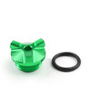 M24 Oil Filler Plug Screw Cap For BMW G310GS G310R 2017-2018 Green