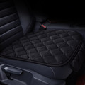 Universal Car Seat Cover Soft Warm Breathable Mat Fits Auto Chair Cushion Black