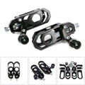Aluminum Chain Adjuster For Yamaha YZF R6 2008-2015 Black