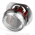 1X Left Passenger Fog Light A2048202156 For Mercedes C300 C350 CL550 CL600, CL63 CL65 SL63 SL65  SLK55 AMG