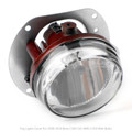 1X Right Passenger Fog Light A2048202256 For Mercedes C300 C350 CL550 CL600, CL63 CL65 SL63 SL65  SLK55 AMG