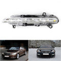 Left LED DRL Daytime Running Fog Light For Mercedes Mercedes C250 C300 C350 GLK350 AMG