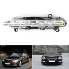 Left LED DRL Daytime Running Fog Light For Mercedes Mercedes S400 Hybrid 10-13 R350 11-12