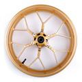 """Front Wheel Rim 17""""x 3.5"""" For Honda CBR 600 RR CBR600RR 2013-2017 Gold"""