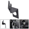 CB HAM GMRS Mic Holder Grab Bar Mount for Jeep Wrangler JL 2018+ 75WXST