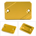 CNC FRONT Brake Fluid Cap For HONDA CB125R CB150R CB250R CB300R 2018 Gold