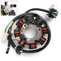 Generator Stator 12V 8 Poles For Honda CT110 Postie Bike 91-13 31120-459-921