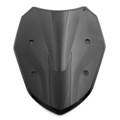 1 piece ABS Windscreen Windshield for BMW S1000XR 2014-2018 Black