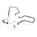 Rear Engine Guard Crash Bars Heed For BMW R 1200 RT R1200RT 2014-2016 Chrome