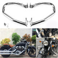 Reliable Engine Guard Highway Crash Bars For Indian Scout 2015-2018 Chrome