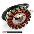 Generator Stator Magneto Coil 18 Poles For Suzuki SFV 650 SFV650 Gladius 09-15