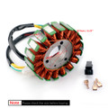 Stator Coil 18 Poles For Suzuki DL650 V-Strom 2004-2016 DL650 (ABS) V-Strom 2007-2016