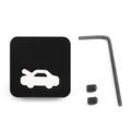Hood Release Latch Handle Repair Kit For Honda Civic 1996-2011