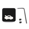 Hood Release Latch Handle Repair Kit For Honda Ridgeline 2006-2014