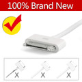 2 Pack 3ft 30-Pin USB Sync and Charging Data Cable For iPhone 4 4S iPod iPad