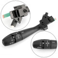 Turn Signal Switch Blinker Lever 96595087XT For Peugeot 206 301 307 308 3008 405 407 408 RCZ Black