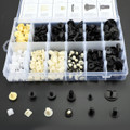 292PCS Fender Door Hood Bumper Trim Clips Body Retainer Assortment & Screwdriver