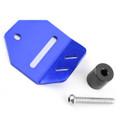 Rear Brake Fluid Reservoir Protector Cover For YAMAHA YZF R3 YZF-R25 MT 25 BLUE