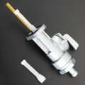 Petcock Fuel Gas Tap Valve For Yamaha DT175 74-81 DT2 250 72-73 DT250 74-79 438-24500-01