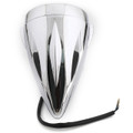 "Bullet Headlight Lamp 4 3/4"" For Most Motorcycle/Cruisers/Bikes Chrome"
