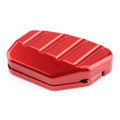 Foot Side Stand Extension Pad Plate Support For Yamaha XMAX125 XMAX300 XMAX250 XMAX400 2017-2018 Red