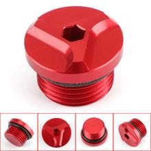 Aluminum Engine Oil Filler Cap For BMW S1000R 14-18 S1000XR 15-18 G310GS 17-18 Red