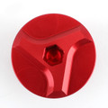 Aluminum Engine Oil Filler Cap For BMW S1000R 14-18 S1000XR 15-18 G310GS 17-18 Red
