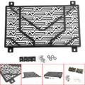 Radiator Cooler Grille Guard Cover Protector For Kawasaki Ninjia 400 2018 Black