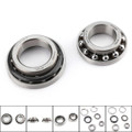 Steering Stem Bearing Seal Kit for Yamaha FZ07 FZ-07 FZ09 MT 03 07 XVS 650