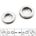 Steering Stem Bearing Seal Kit for Yamaha XT125 1982 YZ175 TY175 MX250 TT250