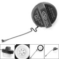 Fuel Tank Gas Cap Lid Tether Threaded Style 77300-06040 For TOYOTA CAMRY RAV4 06-12