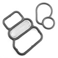 Upper & Lower VTEC Solenoid Spool Gasket Filter Seal Kit 15825-P2M-005 For Honda