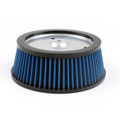Air Filter Cleaner Element For 07-later XL 99-07 Dyna 00-15 Softail 99-07 Blue