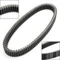 Replacement Drive Belt For Arctic Cat Suzuki 27601-09F51 27601-09F60 Black