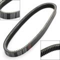 Drive Belt For Polaris Snowmobile Indy 550 LXT ADVENTURE VOYAGEUR 14-18 Black