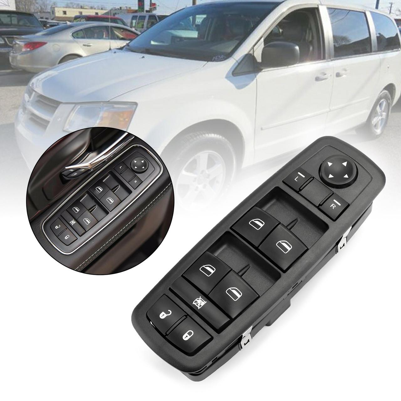 Master Power Window Switch For Dodge Grand Caravan Chrysler Ram 2500 3500 68039999AA 68039999AB 68039999AC