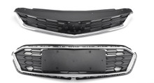 Front Grille Kit For Chevrolet Cruze 2016-2017
