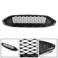 Front Grill Grille With Amber Lights DRL For  Ford F150 F-150 18 19