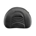 Driver Backrest Cushion Pad For Touring Models Road King Street Glide Road Glide Electra Glide 97-17 Black
