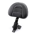 Driver Rider Backrest Kit For Touring Road Electra Street Glide 1997-18 Black