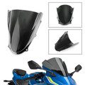 ABS Windshield Windscreen Wind Shield Protector For Suzuki GSXR 125 17-18 Black