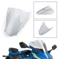 ABS Windshield Windscreen Wind Shield Protector For Suzuki GSXR 125 17-18 Gray